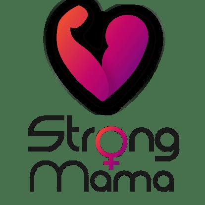 Strong Mama לוגו